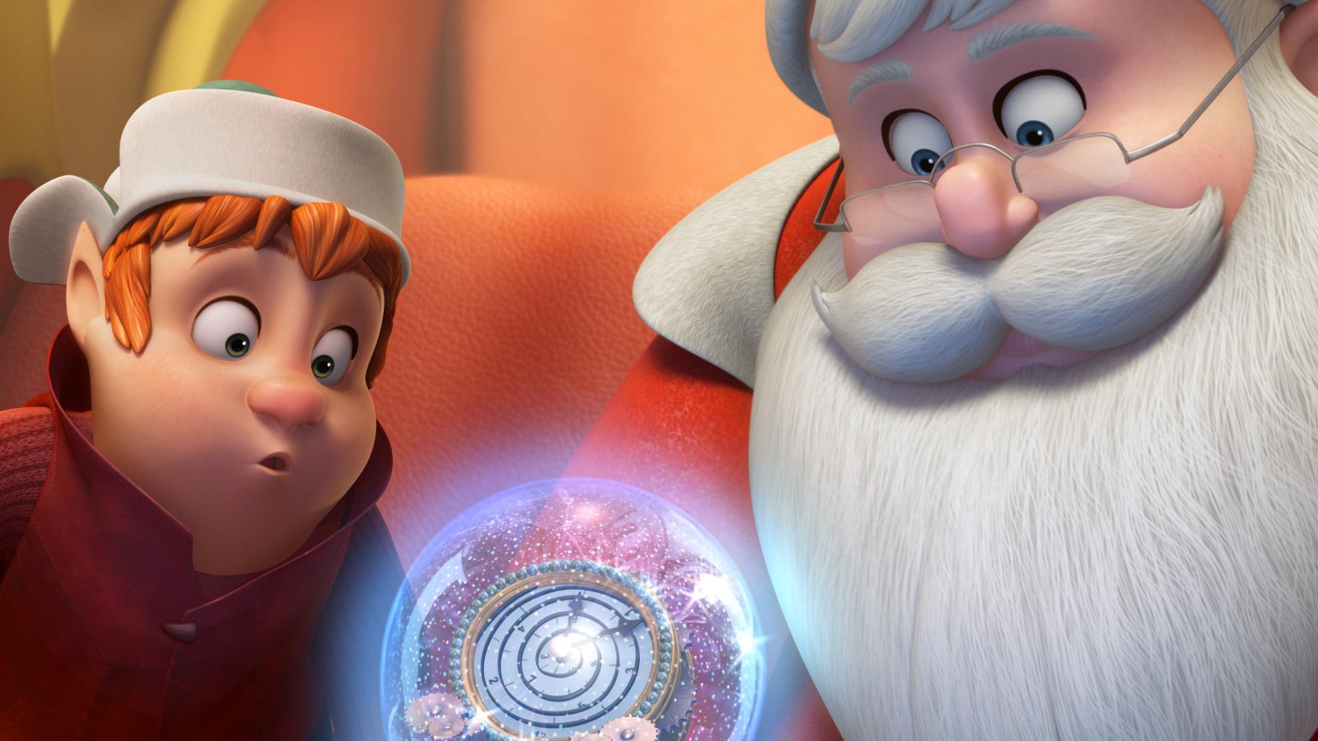 Мультфильмы про рождество и новый год