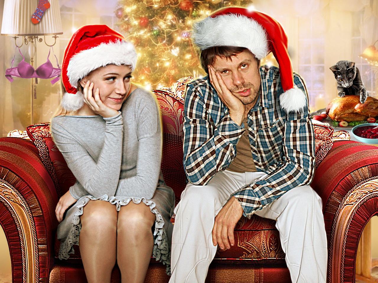 Русские комедии новый год