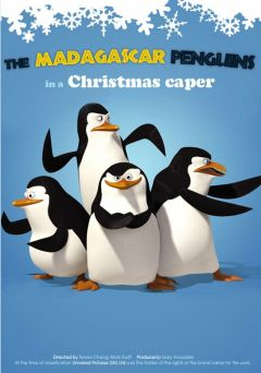 смотреть Пингвины из Мадагаскара в рождественских приключениях